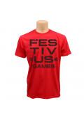 Festivus Games Men's T - Red